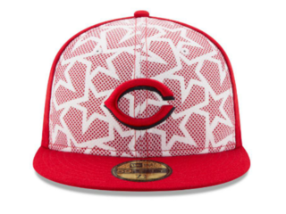 Reds Special Event caps and jerseys for 2016