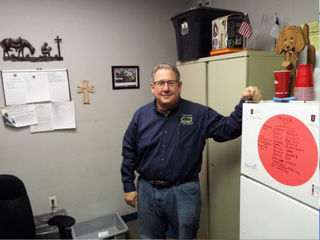 Racetrack chaplain does more than lead services