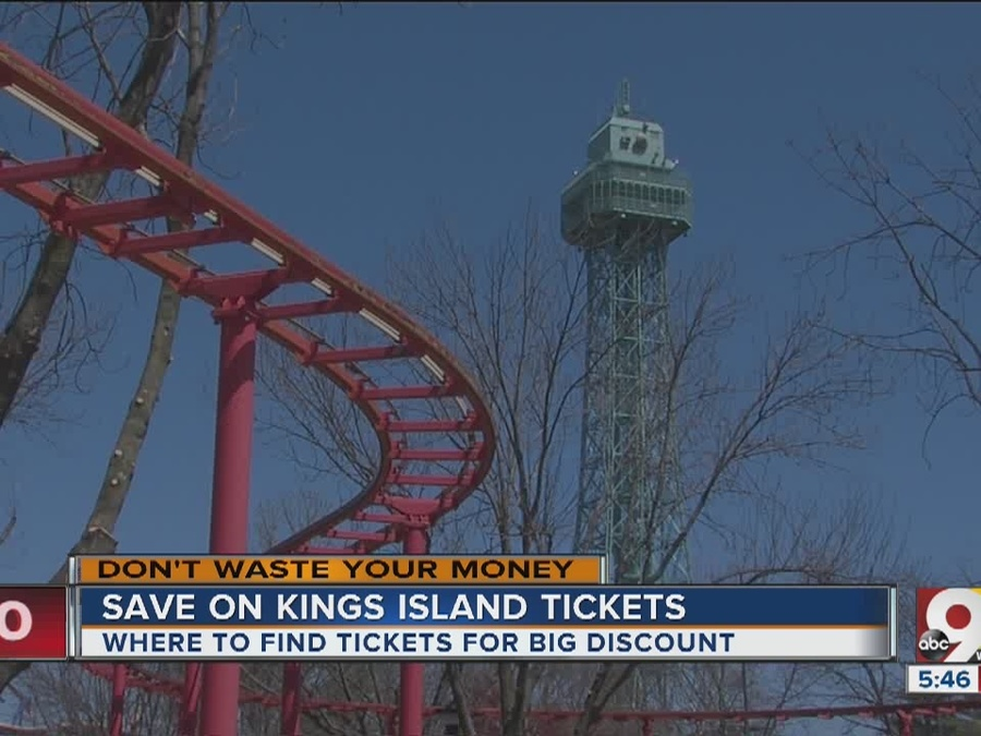 Where To Find Kings Island Tickets