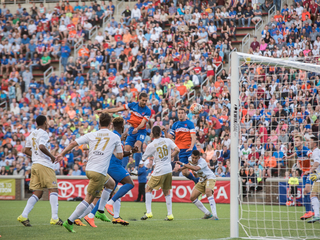 PHOTOS: FC Cincinnati hosts Louisville City FC