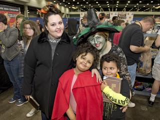 PHOTOS: Queen City Comicon 2016