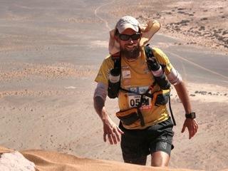 Cincinnati athlete races 6 days across Sahara