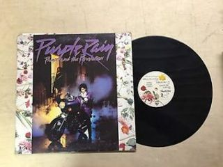Have an old Prince LP? Prices soaring on eBay