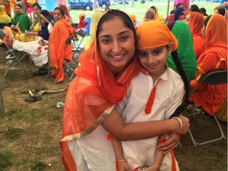 Sikhs seek community with April celebration