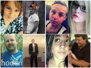 5 Rhoden family members laid to rest