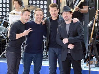 98 Degrees to play at PNC Pavilion this summer