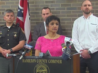 Coroner: Overdose deaths up 40% in Hamilton Co.