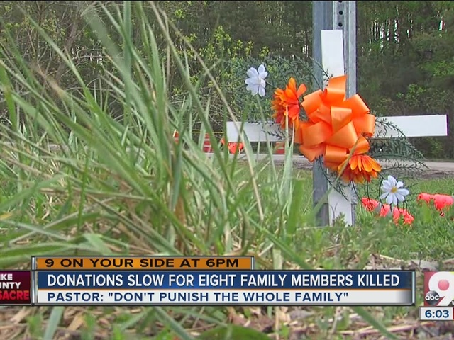Donations for Pike Co. family have dropped since pot growing was revealed