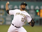Pirates send Reds to fifth straight loss