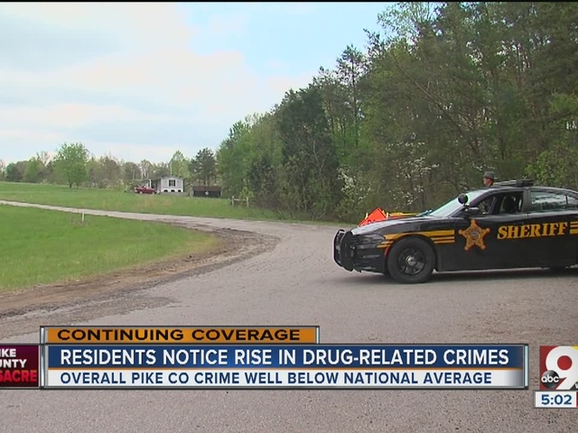 Residents notice rise in drug-related crimes