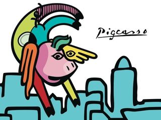 Pork producers: How the Flying Pig logo was born