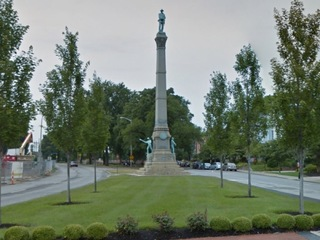 Judge: Don't remove Confederate obelisk just yet