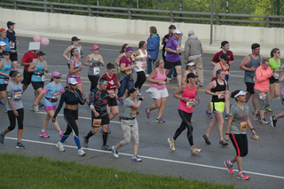 PHOTOS: The 18th annual Flying Pig marathon