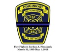 Cincy Firefighter killed in motorcycle crash