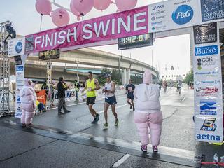 GALLERY: 18th annual Flying Pig Marathon