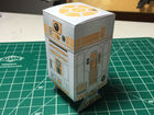 Celebrate 'Star Wars' Day with paper toy droid