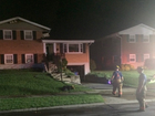 Fire damages Colerain Township home