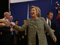 Hillary Clinton to hold rally tonight in NKY