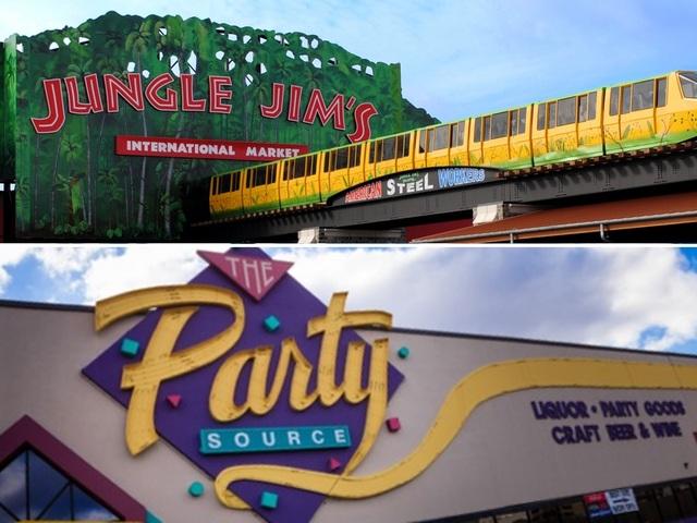 Party Source, Jungle Jim's boycott Effen Vokda