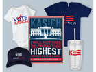 Is Team Kasich holding a fire sale?