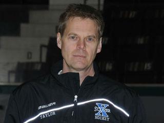 St. Xavier names hockey coach