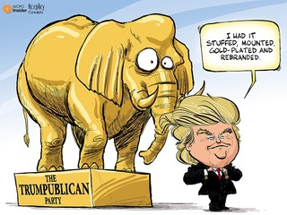 It'll be the best Republican Party ever!