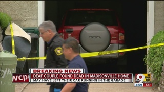 Pd Deaf Couple Dead After Accidentally Leaving Car
