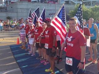 Veterans remember fallen Navy SEAL with honor 5K