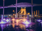 Cincygram: Smale Park after dark