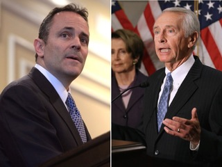 Ky. govs in nasty feud, but agree on one thing