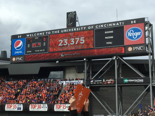 What will FC Cincy crowds do for an encore?