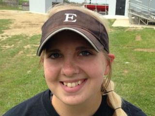 Dyer: Lakota East star can't get enough softball