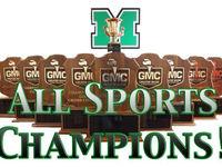 Mason wins GMC All-Sports Trophy