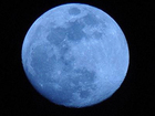 Mars to dazzle weekend sky next to a blue moon