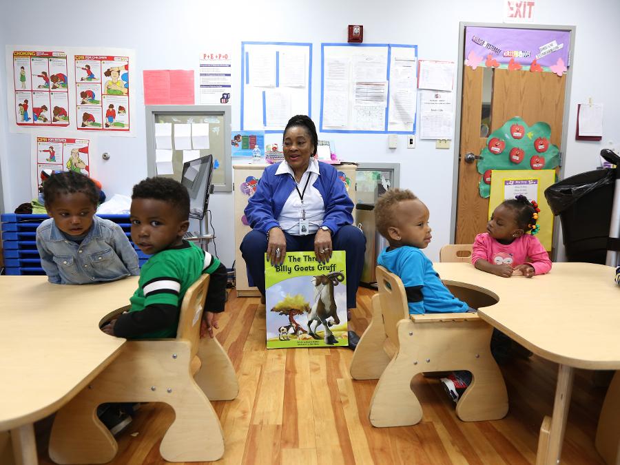early head start classroom - photo #18
