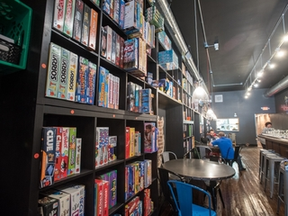 The Rook OTR game parlor and bar opens