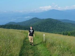 Happy Trail: McNick grad goes solo on