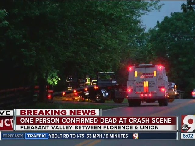 Police investigate fatal motorcycle crash in Florence
