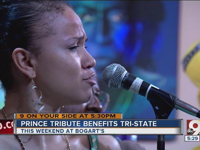 Prince tribute benefits Tri-State