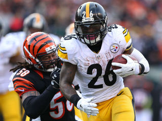 Steelers RB thinks Bengals are targeting him
