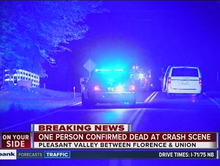 Man killed in fatal motorcycle crash in Boone Co