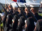 How do dwindling honor guards meet demand?