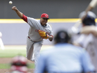 Reds snap 11-game skid, beat Brewers 7-6