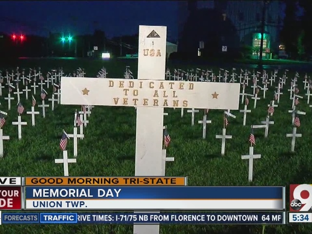 Memorial Day in the Tri-State