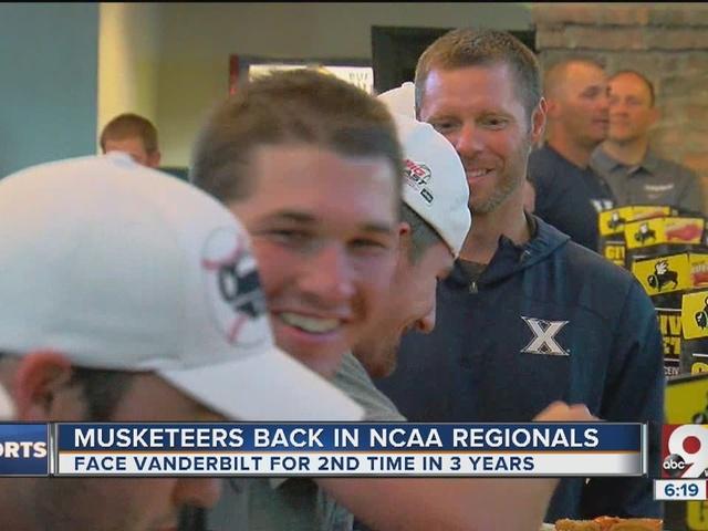 Xavier baseball team returns to NCAA Tournament