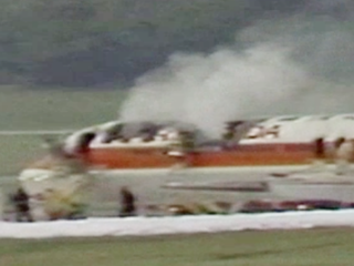 From The Vault: Emergency landing leaves 23 dead