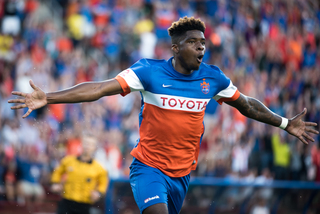 FC Cincinnati draws Richmond