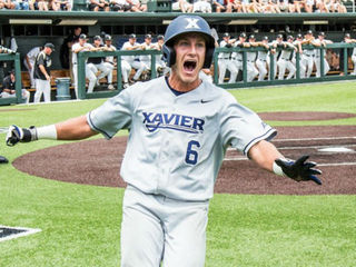 Xavier baseball team makes history in NCAA win
