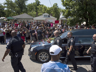 PHOTOS: Muhammad Ali funeral, procession