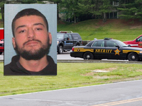 Deputy's accused shooter kept low profile